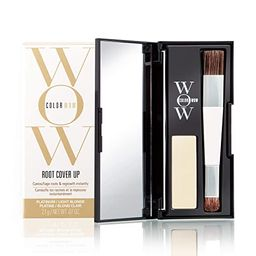 COLOR WOW Root Cover Up – All Day Hair Color Touch-Up Powder | Amazon (US)