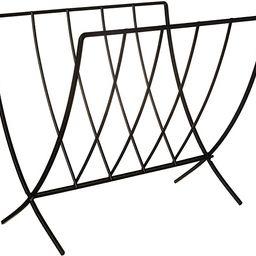 Spectrum Diversified Seville Rack, Sturdy Steel Periodical Home & Office Organization, Chic Stora... | Amazon (US)