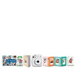 Fujifilm Instax Mini 11 Instant Print Camera Bundle with Film & Frames   HSN