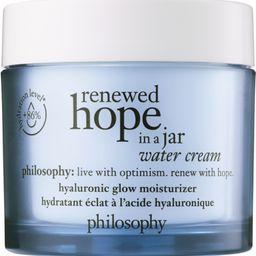 Renewed Hope in a Jar Water Cream Hyaluronic Glow Moisturizer   Ulta