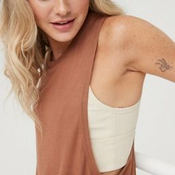 OFFLINE Ribbed Tank Top | American Eagle Outfitters (US & CA)