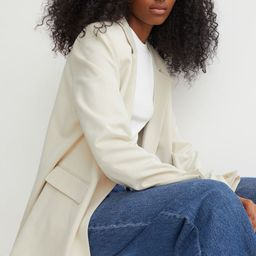 Single-breasted Jacket | H&M (US)