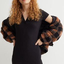 Collared Jersey Dress | H&M (US)
