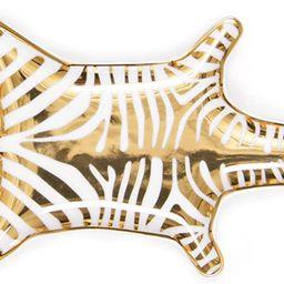 Jonathan Adler Women's Metallic Zebra Dish   Amazon (US)