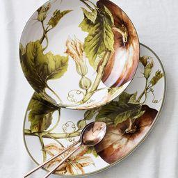 Botanical Pumpkin Platter | Williams-Sonoma