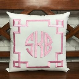 30% OFF Monogram Pillow Wedding Gifts Dorm Decor Baby | Etsy | Etsy (US)