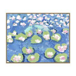 William's Lilies | Urban Garden Prints