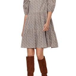 Lykke Puff Sleeve Floral Print Dress | Nordstrom | Nordstrom
