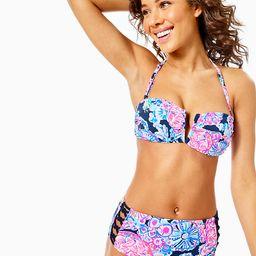 Niall Bandaeu Bikini Top | Lilly Pulitzer