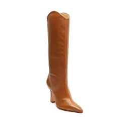 Maryana Flare Leather Boot | Schutz Shoes (US)