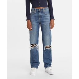 Levi's® Women's High-Rise Low Pro Straight Jeans   Target