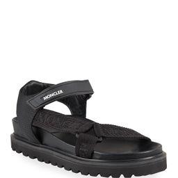 Flavia Flat Sport Sandals | Neiman Marcus