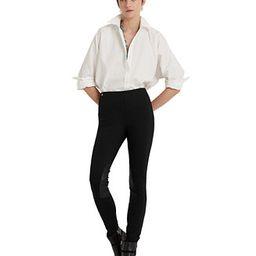 Lauren Ralph Lauren Embellished Ponte Skinny Pants  & Reviews - Pants & Capris - Women - Macy's | Macys (US)