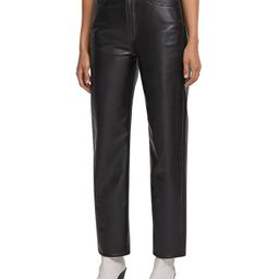 90s Fitted Recycled Leather Pants | Bloomingdale's (US)