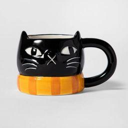 7oz Earthenware Mini Cat Mug - Hyde & EEK! Boutique™ | Target