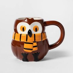 13oz Earthenware Owl Mug - Hyde & EEK! Boutique™ | Target