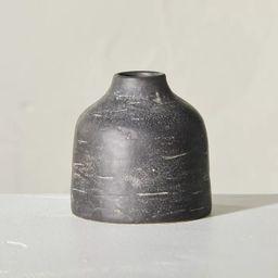 "3"" Distressed Ceramic Bud Vase Dark Gray - Hearth & Hand™ with Magnolia | Target"