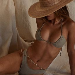 FIJI BOTTOM - SAGE | Shop Tan Lines