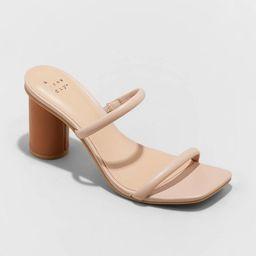 Women's Cass Heels - A New Day™ | Target