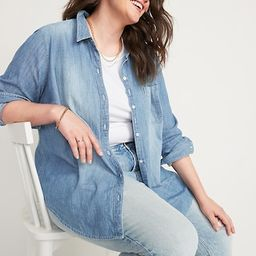 Classic Jean Shirt for Women | Old Navy (US)