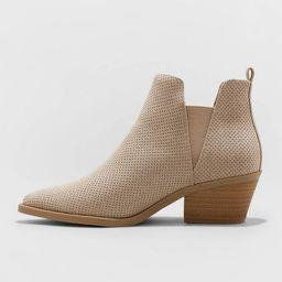 Women's Sylvie Ankle Boots - Universal Thread™ | Target
