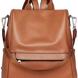 Leather Backpack  | Amazon (US)