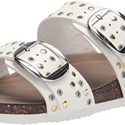 Madden Girl Women's Brinaa-s Slide Sandal | Amazon (US)