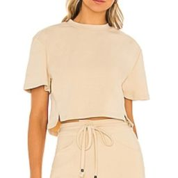 superdown Kayla Tee in Nude from Revolve.com   Revolve Clothing (Global)