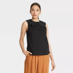 Women's Collared Tank Top - A New Day™ | Target