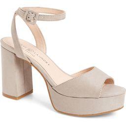 Theresa Platform Sandal | Nordstrom | Nordstrom