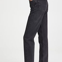 The 90's Pinch Waist Jeans | Shopbop