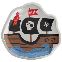 10ct Pirate Cove Snack Paper Plates - Spritz™   Target