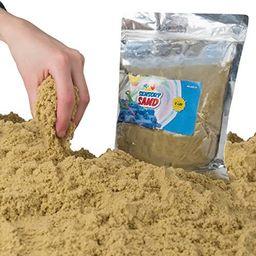 Sensory Sand (2 Pounds, Beige   Amazon (US)
