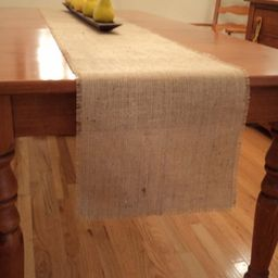 Burlap Table Runner 14 Wide and Choose Your Length Rustic   Etsy   Etsy (US)