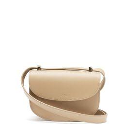 Genève mini Saffiano-leather cross-body bag   Matchesfashion (Global)