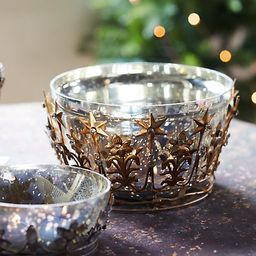 Starry Crown Candle Holder   Terrain