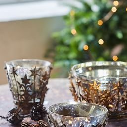 Starry Crown Candle Holder | Anthropologie (US)