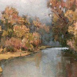Autumn Riverside   Collection Prints