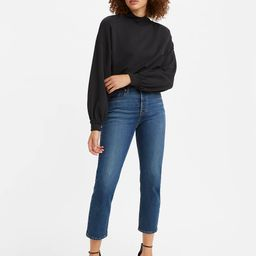 Wedgie Straight Women's Jeans   LEVI'S (US)