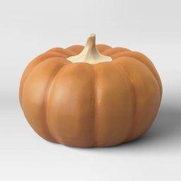 Medium Ceramic Pumpkin Honey - Threshold™ | Target
