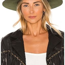 Lack of Color The Mirage Forest Hat in Forest Green from Revolve.com | Revolve Clothing (Global)