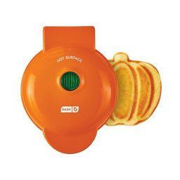 Dash Pumpkin Mini Waffle Maker | Target