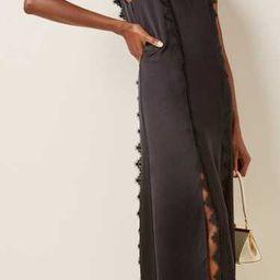 Veil Lace-Trimmed Satin Dress | Moda Operandi (Global)