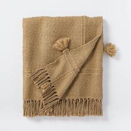 Woven Cotton Acrylic Throw Blanket - Threshold™ designed with Studio McGee   Target