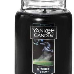 Yankee Candle Witche's Brew Large Jar   Amazon (US)