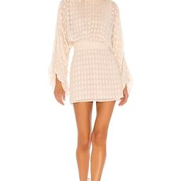 House of Harlow 1960 x REVOLVE Nika Dress in Champagne from Revolve.com | Revolve Clothing (Global)