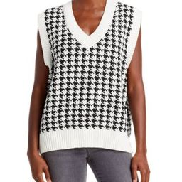 FORE                                                                Houndstooth Sweater Vest   Bloomingdale's (US)