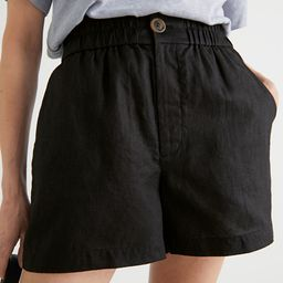 Relaxed Linen Shorts | & Other Stories