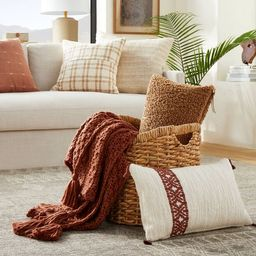 Chunky Knit Throw Blanket - Threshold™ designed with Studio McGee | Target