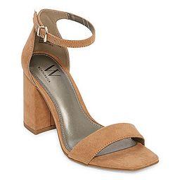Worthington Womens Becklyn Heeled Sandals | JCPenney